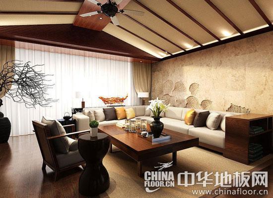 木条装饰,增添了浪漫情怀.家具选用木质和软包结合设计而成高清图片
